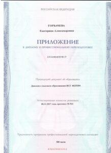Горбачева-2